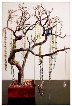 Cool and Creative Ideas to Keep Your Shiny Jewelry | Just Imagine - Daily Dose of Creativity