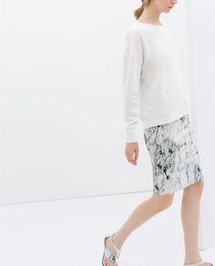 marble skirt