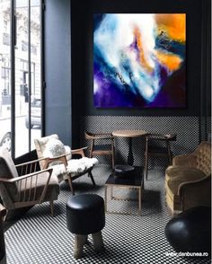Discover how these luxury decor ideas are the ones you'll want in home interior design. All the home design ideas to get the perfect home you've ever wanted. Bar Design, Design Hotel, Design Ideas, Design Projects, Dark Interiors, Hotel Interiors, Design Interiors, Urban Deco, Masculine Interior