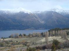 Lago Huechulafquen - Parque Nacional Lanín - Junín de los Andes - Patagonia Argentina
