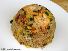 Food Recipes!: Shrimp Fried Rice http://superfunwithfood.blogspot.sg/2014/05/shrimp-fried-rice.html