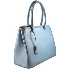 Leather Handbag by Alicia Klein® - Ellen