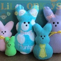 These will be cute stuffed inside an Easter Basket