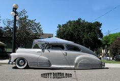 Beautiful Chevy Bomb