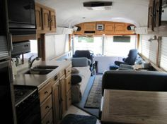 School Bus Home Conversion | http://www.usedcowichan.com/classified-ad/RV-BUS-CONVERSION_13583538