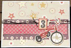 3 card by Carolyn Lontin