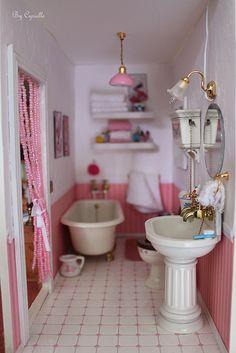 Beautiful Pink Bathroom