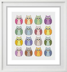 just-owls-cross-stitch-chart-modern-owl-pattern