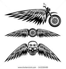Image result for motorbike wings