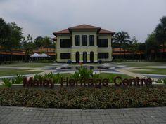 The beautiful Malay Heritage Museum