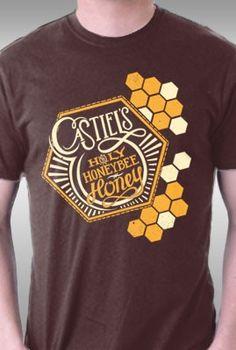 Castiel's Holy Honeybee Honey