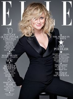 Women in TV Amy Poehler, Zooey Deschanel, Mindy Kaling, Allison Williams Elle US Magazine Cover January 2014 HQ Scans Amy Poehler, Cover Shoot, Bad Boyfriend, Fashion Magazine Cover, Magazine Covers, Allison Williams, Megyn Kelly, Tv Girls, Mindy Kaling