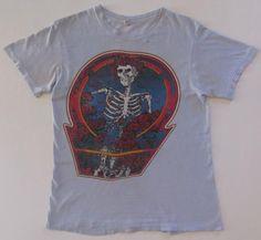 Vintage #gratefuldead Mouse/Kelly T-Shirt