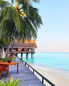 The Maldives Island - One & Only Reethirah