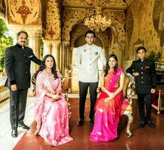 Royal Family Portrait, Family Portraits, Maharani Gayatri Devi, Duleep Singh, Mother India, Royal Indian, French Royalty, Adele, Indian Princess