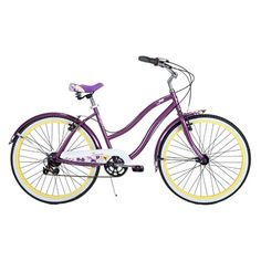 {Huffy Newport 26 Ladies Cruiser} such a pretty colour + it's a 7-speed which is better than single speed!