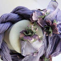 ❤ the colours on this scarf, available now at benimki.com.au #handcrafted #fairtrade #madeinamasya #sentoverfromturkey #oya #needlelace #bohemianfashion #flowerpower