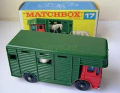 Matchbox 1-75 - A guide to UK Matchbox Superfast/Miniature Models from 1969