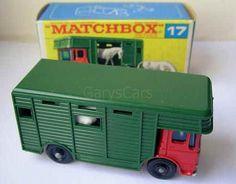 Matchbox 1-75 - A guide to UK Matchbox Superfast/Miniature Models from 1969