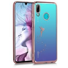 Kwmobile Handyhulle Hulle Fur Huawei P Smart 2019 Tpu Silikon Handy Schutzhulle Cover Case Fee Design Online Kaufen In 2020 Handy Schutzhulle Handy Schutzhulle