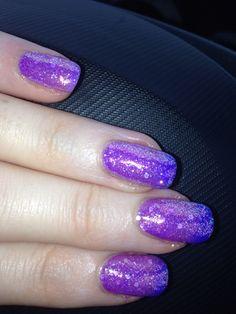 Glittered mood gels by Alisha