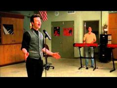 "GLEE - Full Performance of ""I Have Nothing"" - i really enjoyed his rendition!"