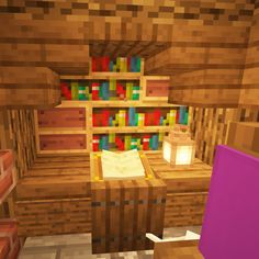 I like the come up with build ideas for your Minecraft survival worlds. I love make details for building especially. Minecraft Farm, Cute Minecraft Houses, Minecraft Medieval, Minecraft Plans, Minecraft Survival, Minecraft Construction, Minecraft Blueprints, Minecraft Creations, Minecraft Stuff