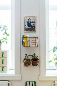 Ready to revamp your storage? Thinking of creating unique furniture or open shelving that's renter-friendly? Try these 10 Surprising New Uses for Old Baskets for an organic yet modern style overhaul.