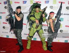 Cosplayers Duane Coldren, Marston Smith Lord of the cello attends and Sin Twisted the Burbank International Film Festival's After Party held at IATSE on September 10, 2016 in Burbank, California.