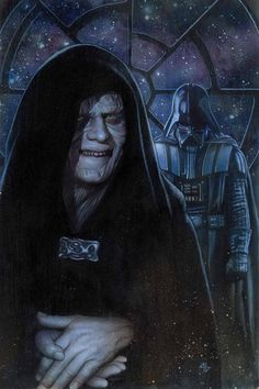 Star Wars - Darth Vader #7 by Adi Granov *
