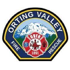 Pierce County Fire District 18 Logo