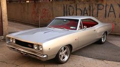 Dodge Coronet R/T This has never gone out of style!!!