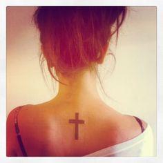 Radiate Love (tattoo,cross,god)
