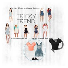 """""""tricky trend shortall beauty"""" by sasisfashion on Polyvore"""