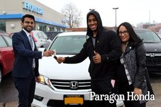Please Join Us In Congratulating Eric On The Purchase Of His 2015 Honda  Accord LX!