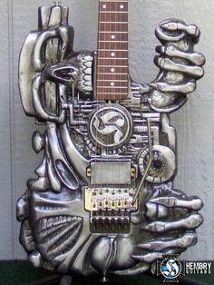 Guitarras Eléctricas Raras