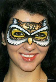 146 Muhteşem Yüz Boyama Görüntüsü Artistic Make Up Face Paintings