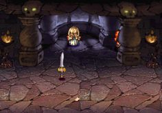 Legend of Mana Part #21 - The Looking-Glass Tower