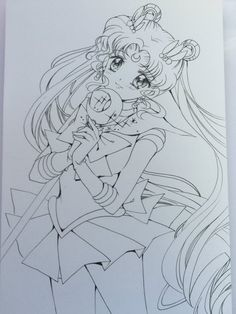 Sailor Moon • Crystal • Сейлор Мун • Кристалл