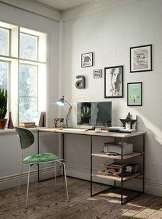 Schreibtisch von WunderartShop auf Etsy
