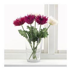 SMYCKA Umjetni cvijet IKEA Umjetno cvijeće koje izgleda jednako lijepo i svježe iz godine u godinu.