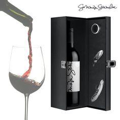 #Wein #Geschenkset mit #Zubehör #Geschenk #Weinliebhaber #Valentinstag #Geschenkidee #Gourmet