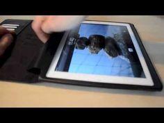 """Mr. Gadget - Kavaj Hülle """"London"""" Für iPad 1-3 und Mini - unboxing"""