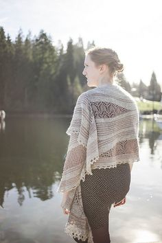 Ravelry: Waiting For Rain pattern by Sylvia McFadden