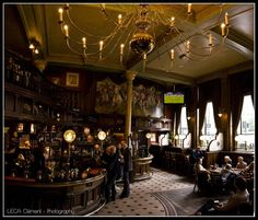 Victorian Pub Interior - Bing Images