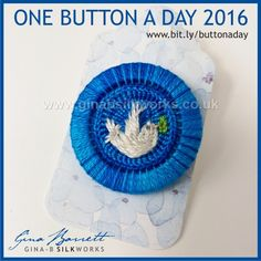 Day 265: Peace #onebuttonaday by Gina Barrett