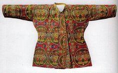 Child's coat. Soghdian silk. 8th century.