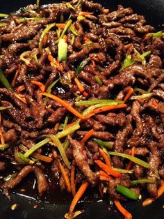 Szechuan Beef Takeout-sub brown sugar for honey & no liquid aminos, use compliant flour for corn starch