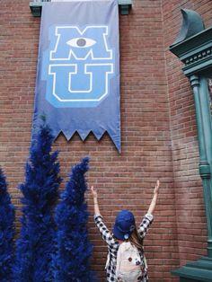 Monsters University, #Disneyland | j5tang | VSCO Grid
