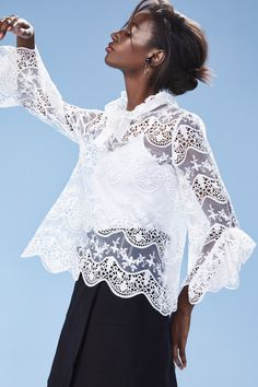 Swoon-worthy lace is one of the latest must-have trends your wardrobe needs now.